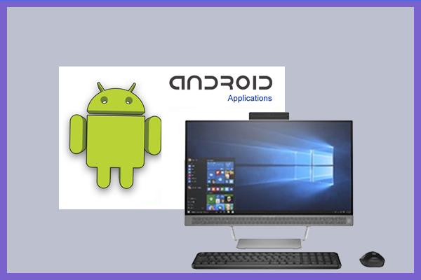5 ways you run android apps on you PC for free